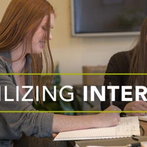 Utilizing Interns