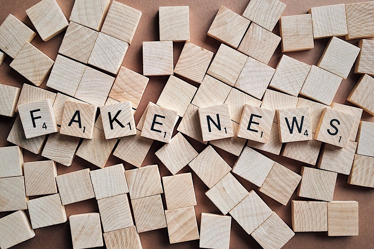 Fake News (DEVENEY Graphic)