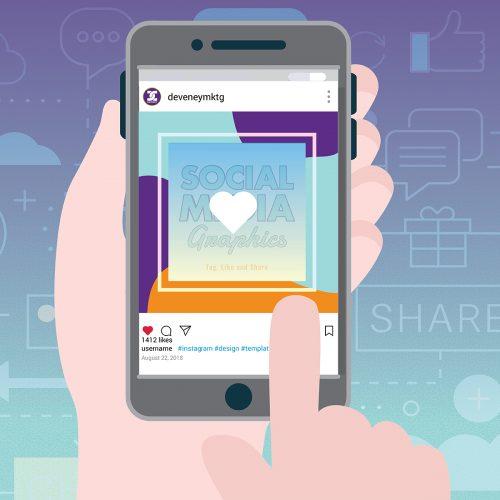 DEVENEY-integrated-agency-blog-social-media-graphics